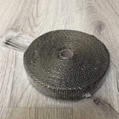 Bande thermique échappement – bronze titanium