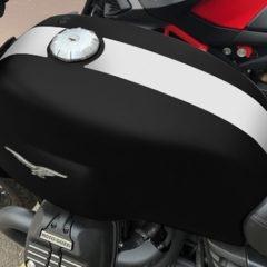 Bande de réservoir simple / Moto Guzzi V7