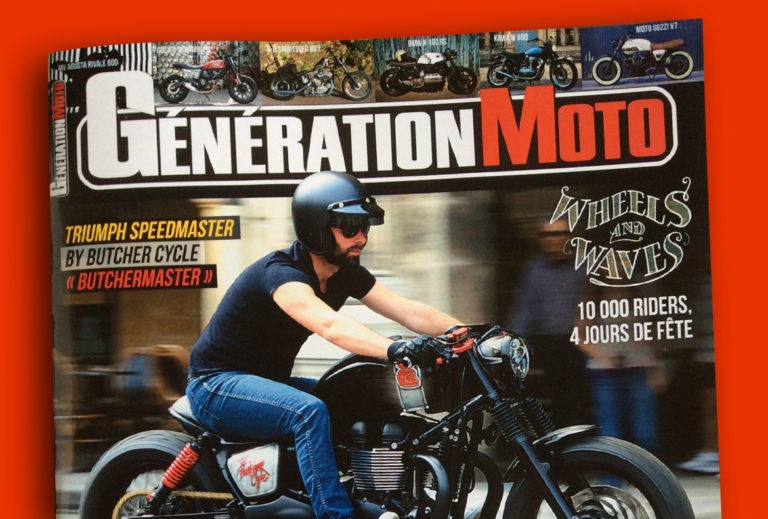 Génération Moto / Ducati Scrambler