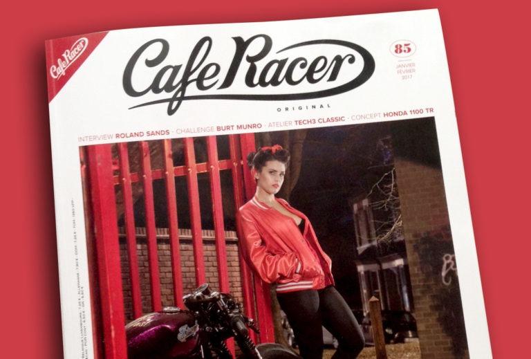 CafeRacer Magazine numéro 85