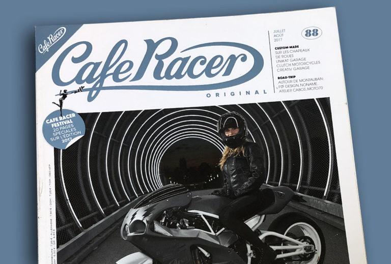CafeRacer Magazine numéro 88